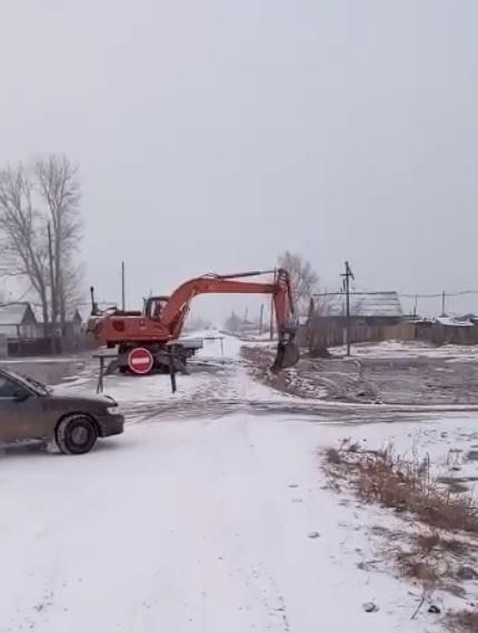 Подтопление подпольев 4 домов в Приаргунском районе устранено