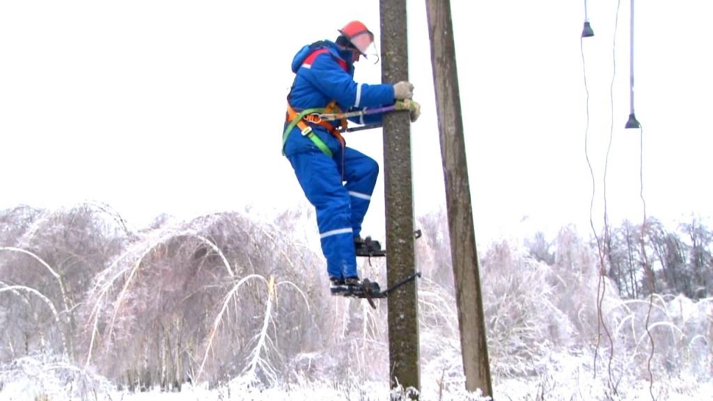Подача электроэнергии восстановлена в большинстве населённых пунктах края